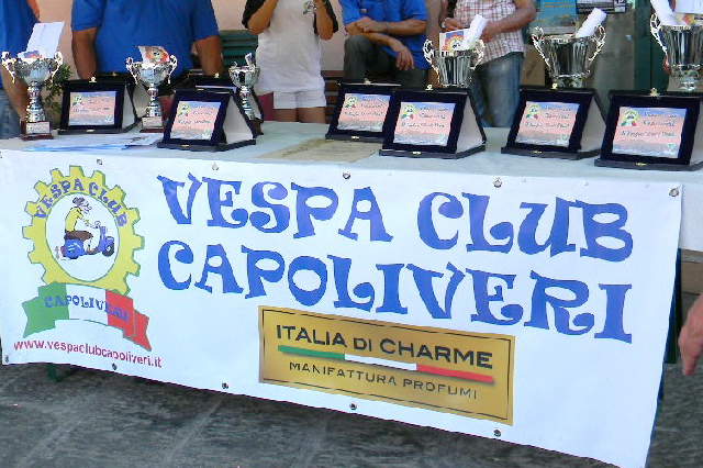 Video Raduno Vespa Club Capoliveri Isola D'Elba
